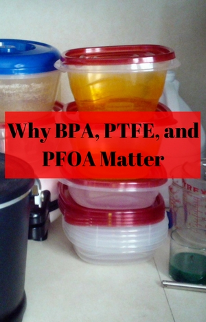 Why BPA, PTFE, and PFOA Matter | A Plate of Tasty